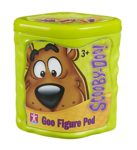Character Options Scooby Doo Figura En Goo Pod