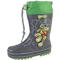 Teenage Mutant Ninja Turtles Boys Wellington Boots
