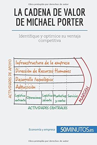 La cadena de valor de Michael Porter: Identifique y optimice su ventaja competitiva por 50Minutos.es