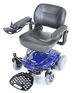 Drive Medical COBALTX16 16-inch Cobalt Powerchair (Choose Your Colour)