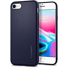 "Spigen iPhone 7 Case Liquid Air Armor 4.7"" Cover Blu"