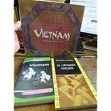 Lot de 3 livres sur le Vietnam