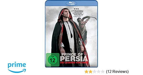 Sale Blu Di Persia Wikipedia : Prince of persia die legende von omar [blu ray]: amazon.de: adam