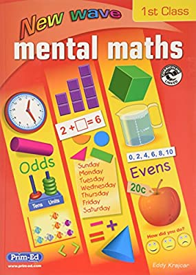 New Wave Mental Maths Book 1: Workbook 1: Daily Activity Workbook by Prim-Ed Publishing