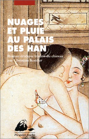 Nuages et pluie au palais des Han par Anonyme