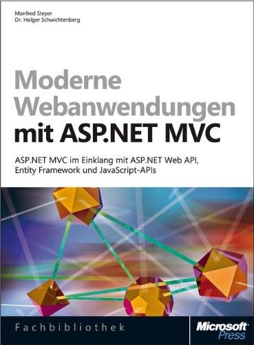 Webanwendungen mit ASP.NET MVC 4 - ASP.NET MVC im Einklang mit ASP.NET Web API, Entity Framework und JavaScript-APIs - Asp-net-web-api