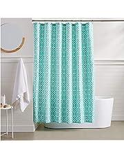 AmazonBasics Trellis Shower Curtain