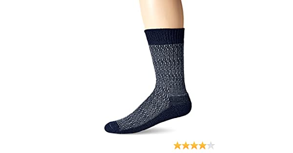 Wigwam Mens High Point Classic Stitch Pattern Sock