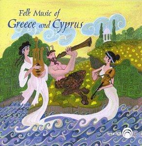 Folk Music of Greece & Cyprus