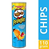 #3: Pringles Spanish Style Jalapeno Cheese Flavour, 110g
