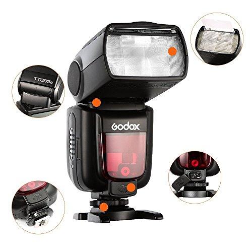 GODOX-TT685C-E-TTL-24G-Maestro-Flash-Speedlite-Torcia-Slave