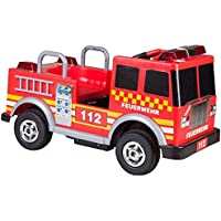 Unbekannt Kinder Elektroauto Feuerwehr - 12 V -