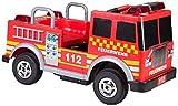 Besttoy Kinder Elektroauto Feuerwehr - 12 V -