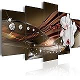 murando - Cuadro 100x50 cm - Abstracto - impresión de 5 Piezas - Material Tejido no Tejido -...