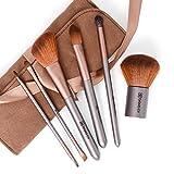 6pc Professional Makeup Brush Set & Case...
