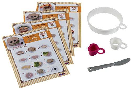 Theo Klein 9021 - Rezepteset mit 4 Rezeptkarten und Ausstechformen, Sonstige Spielwaren