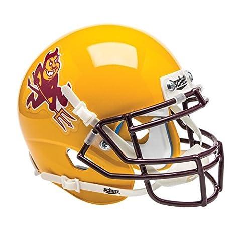NCAA Arizona State Sun Devils Sparky Mini Helmet, One Size by Schutt