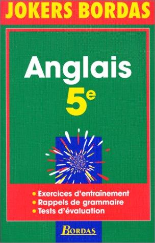 JOKE 502 ANGLAIS 5E 96 (Ancienne Edition) par Collectif