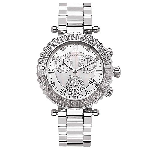 Joe Rodeo Diamant Femme Montre - MARINA argent 0.9 ctw