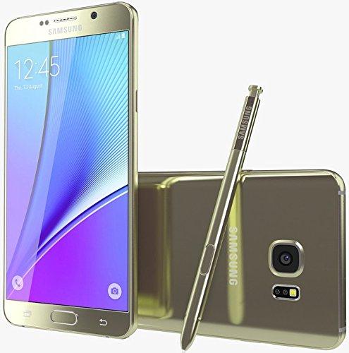 Samsung Galaxy Note 5 DUAL SIM SM-N9208 platinum gold