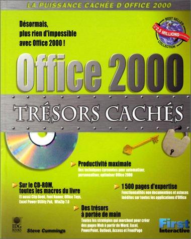 Office 2000. Trésors cachés (avec CD-ROM)