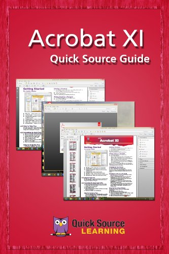 acrobat-xi-quick-source-guide-english-edition