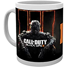 GB eye LTD, Call of Duty Black Ops 3, Cover, Taza