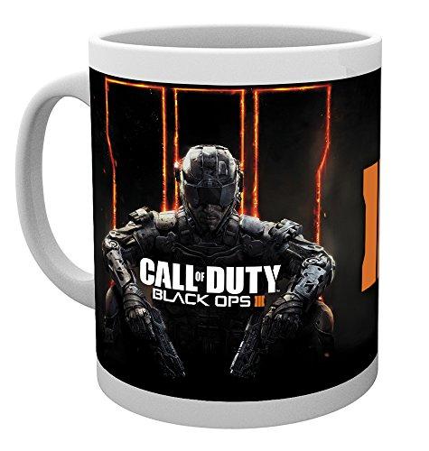 GB Eye Call of Duty Black Ops 3 Becher/Tasse, mit Motiv, Bunt (Getränke Of Duty Call)