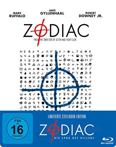 Zodiac - Steelbook (exklusiv bei Amazon.de) [Blu-ray] [Limited Edition] [Director's Cut]
