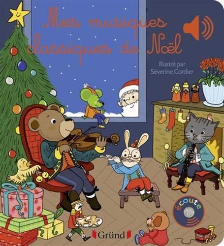 Mes musiques classiques de Noël par Emilie COLLET