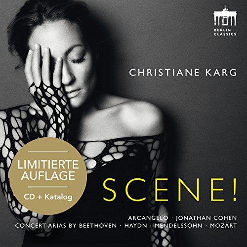 Scene! Concert Arias-Sonderedition [Import allemand]