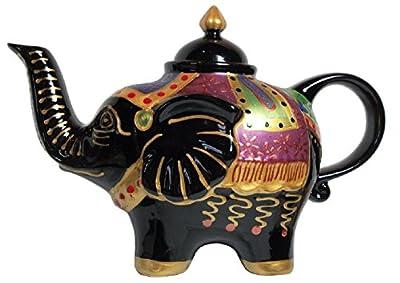 Éléphant-verseuse design: mauve-théière en porcelaine avec couvercle 1829 0,8 l