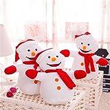 Plush Toys Snowman Dolls Christmas Gifts , 30cm
