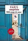 Telecharger Livres Paris Surprises 500 coups de coeur (PDF,EPUB,MOBI) gratuits en Francaise