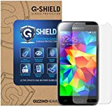G-Shield Samsung Galaxy S5 Mini (G800F) Schutzfolie Gehärtetem Glas Displayschutzfolie Screen Protector Folie Displayschutz Anti-Kratz Ultra Klar 9H Härte 0.33mm