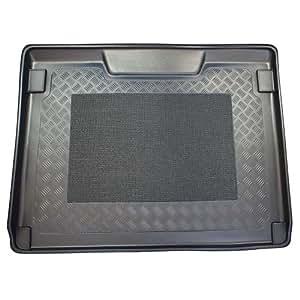 zentimex 4050319028826 kofferraumwanne mit antirutschmatte auto. Black Bedroom Furniture Sets. Home Design Ideas