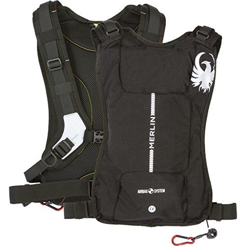 AIR002/BLK/UNI/ONESIZE - Merlin Universal CE Level 2 Airbag