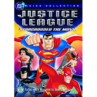 Justice League: Starcrossed - The Movie [DVD] [2005]
