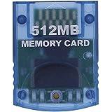 512MB tarjeta de memoria stick para Nintendo Wii & Gamecube NGC GC Console Video Game