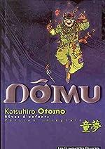 Dômu - Rêves d'enfants, version intégrale de Katsuhiro Otomo