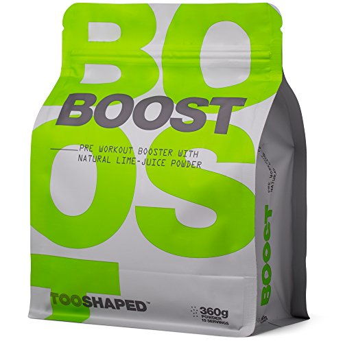 BOOST – Pre Workout Booster - 3