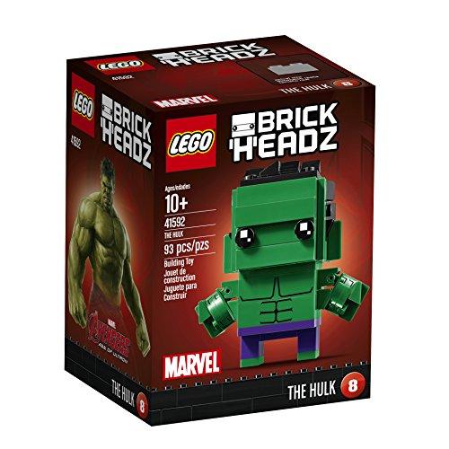 LEGO BrickHeadz The Hulk 41592 Building Kit