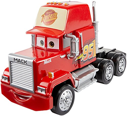 Cars 3 Coche Deluxe Mack (Mattel Spain FCX78)