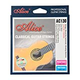 #6: Alice AC-130N Strings, Metallic (Pack of 6)