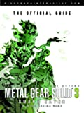Metal Gear Solid 3 - Snake Eater - The Official Guide