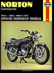 Norton Commando Owner's Workshop Manual (Motorcycle Manuals)