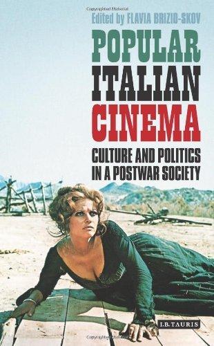 Popular Italian Cinema: Culture and Politics in a Postwar Society (International Library of Visual Culture) by Flavia Brizio-Skov (2011-11-15)