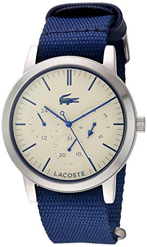 lacoste-femme-metro-quartz-montre-automatique-en-acier-inoxydable-et-nylon-couleur-bleu-modele-20108