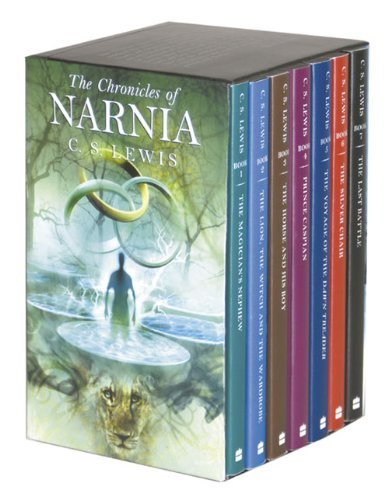 The Chronicles of Narnia Boxed Set: Written by C. S. Lewis, 2002 Edition, (New edition) Publisher: HarperCollinsChildren'sBooks [Paperback]