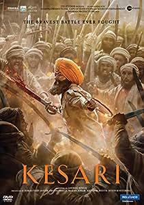 Kesari Hindi DVD ( ALL Regions English Subtitles ): Amazon co uk